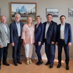 Рабочая встреча в Ассоциации ЭАЦП «Проектный портал» 22.07.2021